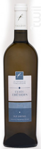 CUVEE THEODYS - Les Vignerons de Valleon - 2018 - Blanc