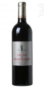 Château Chantegrive cuvée Henri Leveque - Château de Chantegrive - 2010 - Rouge