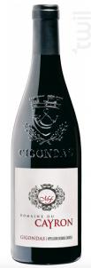 Gigondas - Domaine du Cayron - 2012 - Rouge