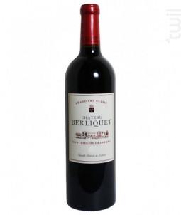 Château Berliquet - Château Berliquet - 2013 - Rouge