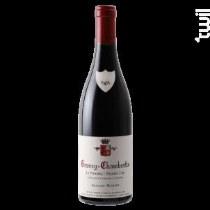 Gevrey Chambertin 1er cru La Perriere - Domaine Denis et Arnaud Mortet - 2016 - Rouge