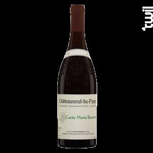 Cuvée Marie Beurrier - Domaine Henri Bonneau et Fils - 2014 - Rouge