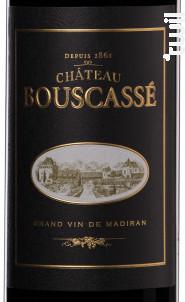 Château Bouscassé - Château Bouscassé - 2011 - Rouge
