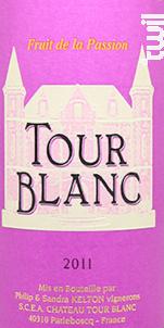 Fruit De La Passion - Château Tour Blanc - 2011 - Blanc