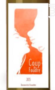 Coup de Foudre - Domaine de la Fessardière - 2015 - Blanc