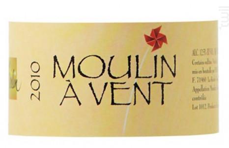 Moulin à Vent - Domaine Olivier Merlin - 2013 - Rouge