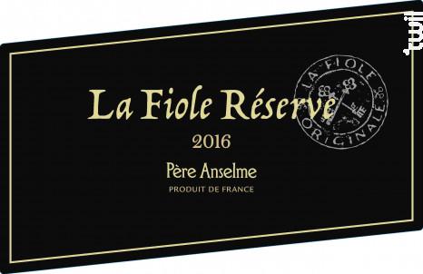 La Fiole Réserve - Maison Brotte - La Fiole - 2016 - Rouge