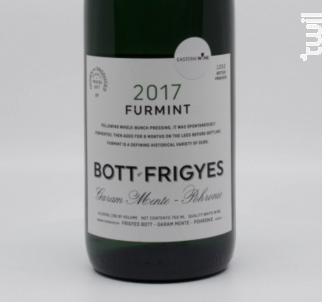 Bott Frigyes - Furmint 2017 - Bott Frigyes - 2017 - Blanc