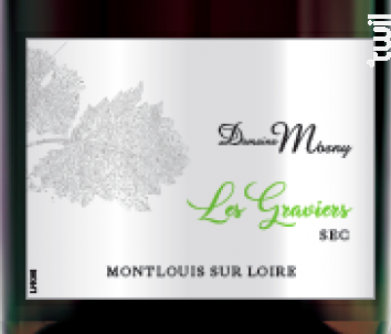 Les Graviers - Domaine Mosny - 2019 - Blanc