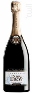 Duval-leroy - Extra-brut - Prestige 1er Cru - Champagne Duval-Leroy - Non millésimé - Effervescent