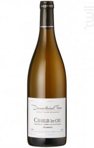 Chablis 1er Cru Beauroy - Domaine Michaut - 2017 - Blanc