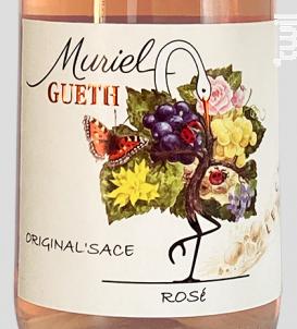 Origin'alsace Pinot Noir Rosé - Domaine Gueth - 2018 - Rosé