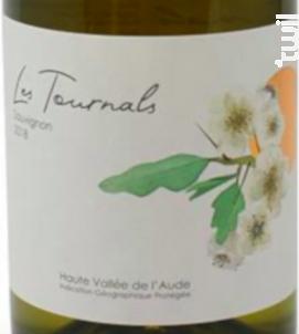 Sauvignon Blanc - Domaine Les Tournals - 2018 - Blanc