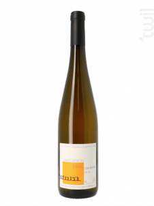 Clos Mathis Riesling - Domaine André Ostertag - 2013 - Blanc