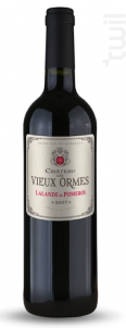 Château les Vieux Ormes - Château les Vieux Ormes - 2017 - Rouge