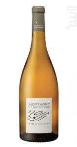 Montagny Premier Cru - Domaine Au Pied du Mont Chauve - 2015 - Blanc