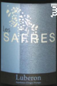 Les Safres - Cave de Bonnieux - 2019 - Rouge