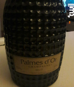 Palmes d'Or - Nicolas Feuillatte - 2004 - Effervescent