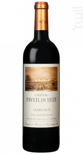 Château Paveil de Luze - Château Paveil de Luze - 2015 - Rouge