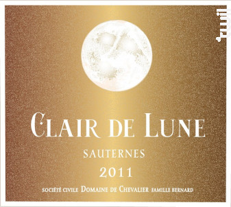 Clair de Lune - Clos des Lunes - 2011 - Blanc