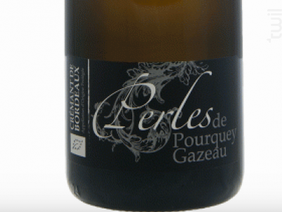 Crémant de Bordeaux - Château Pourquey Gazeau - 2018 - Effervescent