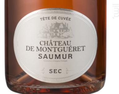 CHATEAU DE MONTGUERET Tête de Cuvée Rosé - Château de Montguéret - Non millésimé - Effervescent