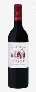 Roc de Breyssac - Buzet - Les Vignerons de Buzet - 2018 - Rouge