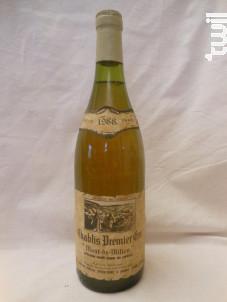 Chablis Premier Cru Mont De Milieu - Domaine Pinson Freres - 1988 - Blanc