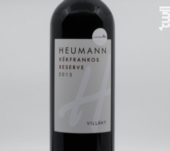 Kékfrankos Reserve - Heumann - 2015 - Rouge