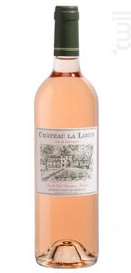 Rosé Tradition - Château La Lieue - 2018 - Rosé