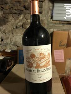 Chateau Beauséjour Duffau Lagarros - Château Beauséjour - 2016 - Rouge