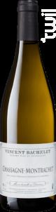 Chassagne-Montrachet Vieilles Vignes - Domaine Vincent Bachelet - 2011 - Blanc