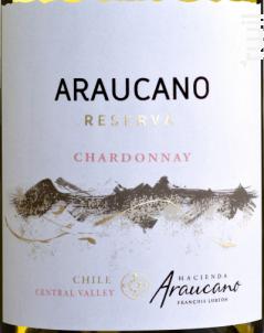 Hacienda Araucano Chardonnay - François Lurton - Hacienda Araucano - 2017 - Blanc