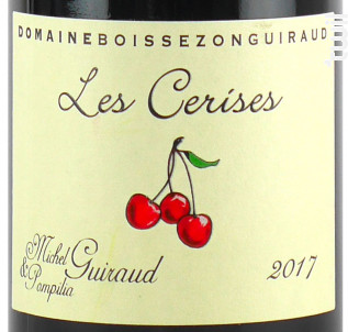 Les Cerises - Domaine Boissezon Guiraud - 2018 - Rouge