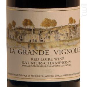 La GRANDE VIGNOLLE - Domaine Filliatreau - 2016 - Rouge