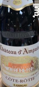 Château d'Ampuis - Maison Guigal - 2015 - Rouge