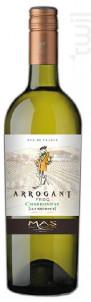 Arrogant Frog Chardonnay Bio - Les Domaines Paul Mas - Arrogant Frog - 2018 - Blanc