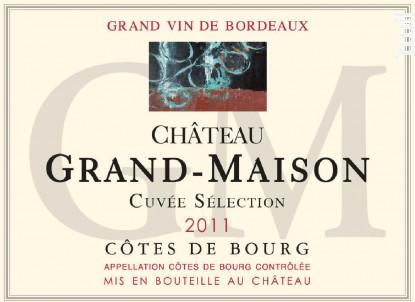 Château Grand-Maison Cuvée Sélection