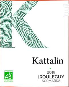 Kattalin Rosé - Cave d'Irouleguy - 2019 - Rosé