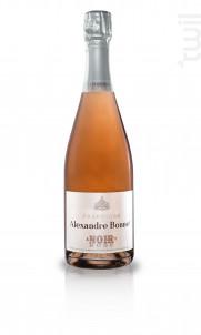 NOIR EXTRA BRUT ROSE - Champagne Alexandre Bonnet - Non millésimé - Effervescent