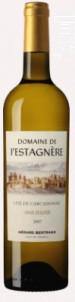 Domaine de l'Estagnère - Maison Gérard Bertrand - 2018 - Blanc