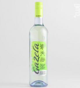 Gazela Vinho Verde - Gazela - 2018 - Blanc