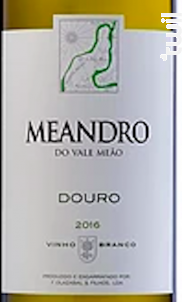 Meandro - Quinta do Vale Meão - 2017 - Blanc