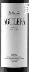 Aguilera - L'Infernal - 2010 - Rouge