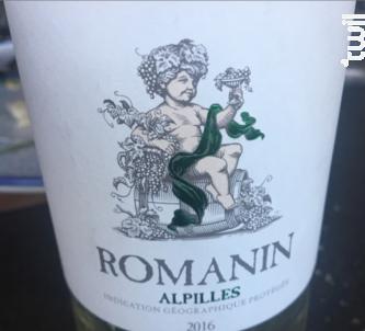 Romanin - Château Romanin - 2017 - Blanc