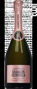 Rosé Réserve - Champagne Charles Heidsieck - Non millésimé - Effervescent