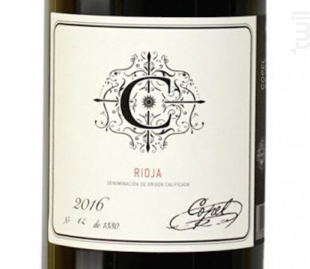 Rioja - Copel Wines - 2016 - Rouge