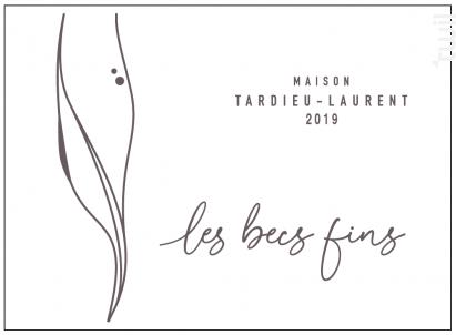 Les Becs Fins - Maison Tardieu Laurent - 2019 - Rouge