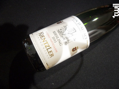 Riesling Reserve Particuliere - André Kientzler Earl - 2013 - Blanc