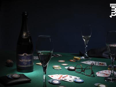 Prélude Grands Crus Brut - Champagne Taittinger - Non millésimé - Effervescent